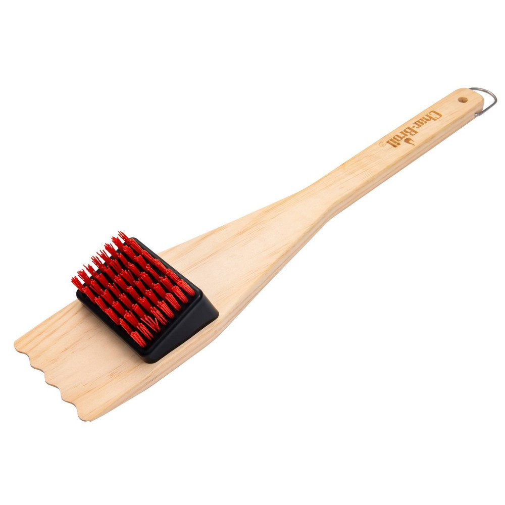 Image of Char-Broil Grill Combo Brush Wood