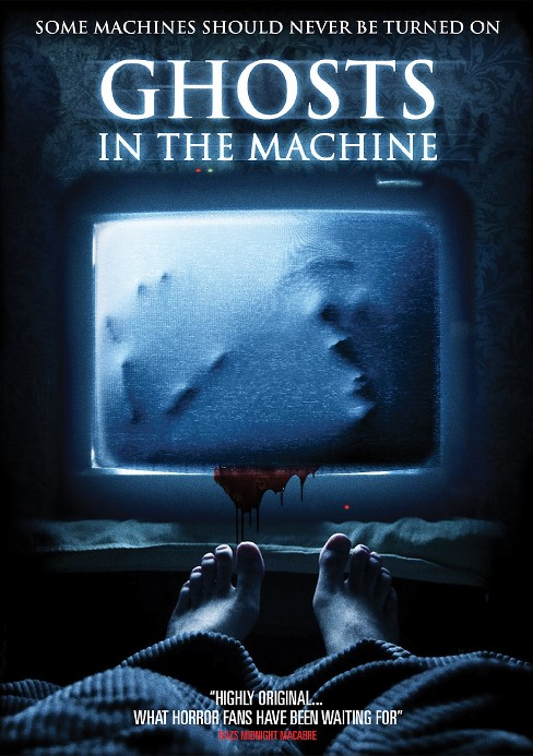 Ghosts In The Machine (DVD) - image 1 of 1