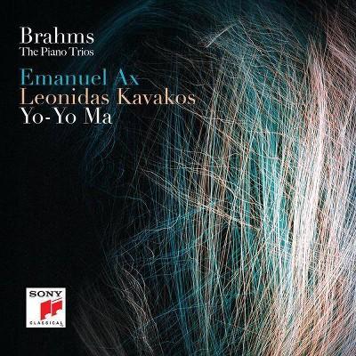Yo-Yo Ma - Brahms: The Piano Trios (CD)