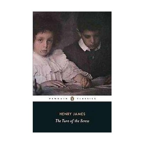 The Turn of the Screw - (Penguin Classics) by  Henry James (Paperback) - image 1 of 1