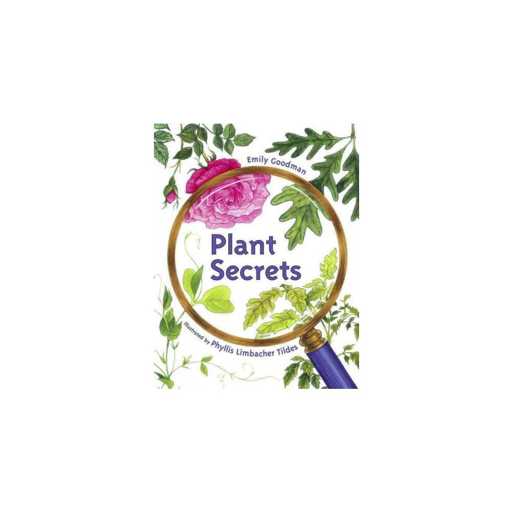Plant Secrets - by Emily Goodman (Paperback)