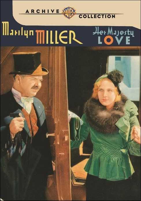 Her majesty love (DVD) - image 1 of 1