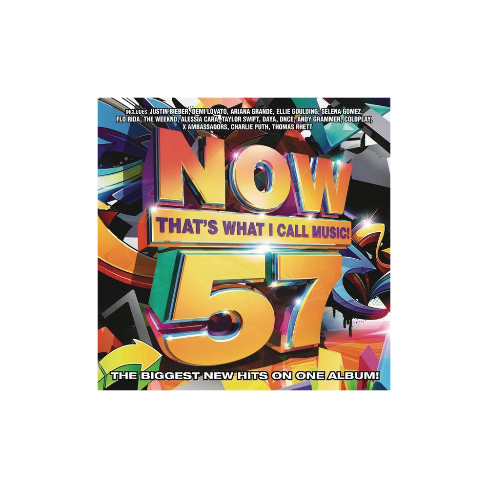 Now That 39 S What I Call Music 57 Cd