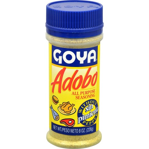 Goya Adobo All Purpose Seasoning without Pepper 8 oz - image 1 of 4