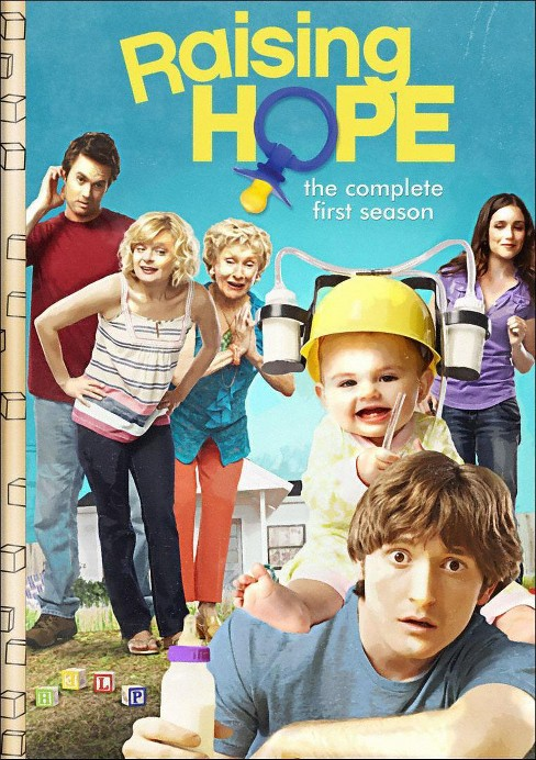 Raising Hope: The Complete First Season [3 Discs] - image 1 of 1