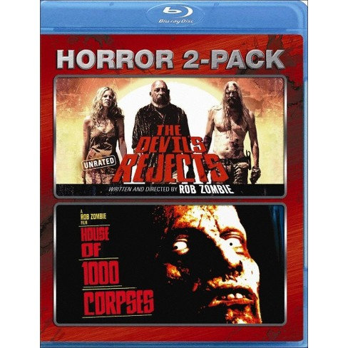 The Devil's Rejects / House Of 1000 Corpses (Blu-ray) - image 1 of 1