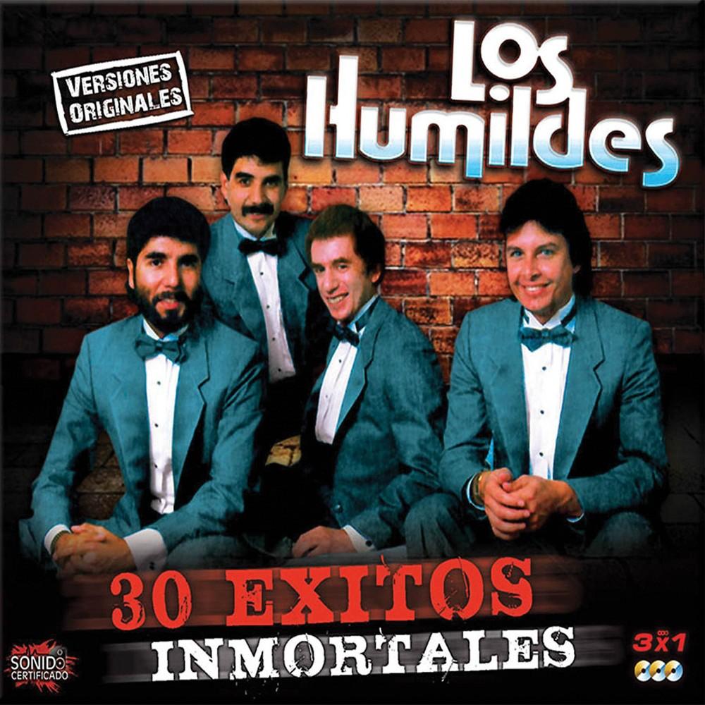 Los humildes - 30 exitos inmortales (CD)