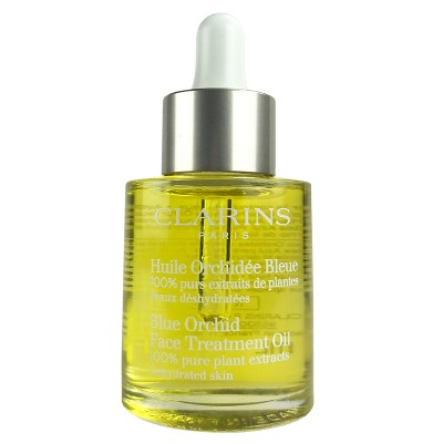 clarins face oil