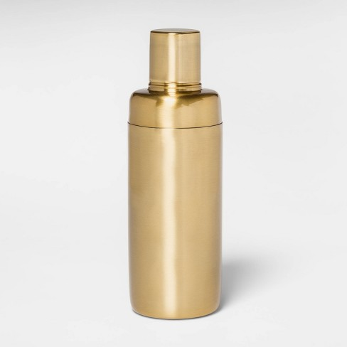 21oz Stainless Steel Cocktail Shaker Gold - Project 62™ - image 1 of 1