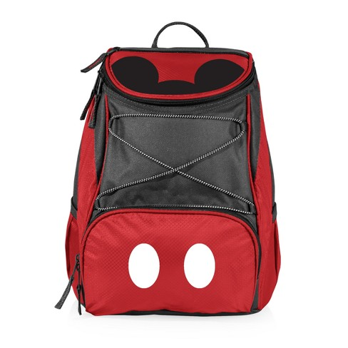 Picnic Time Disney Mickey Mouse PTX Backpack Cooler - Red   Target 3d9564907cb8c