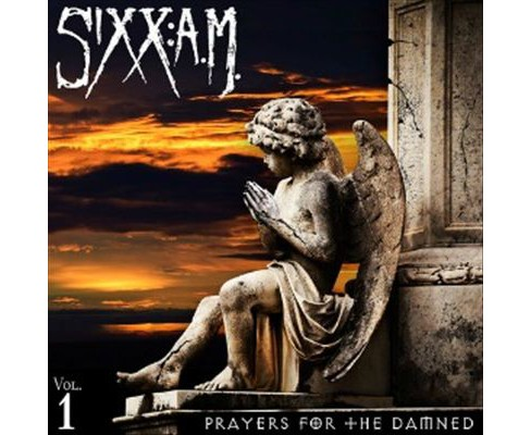 Sixx:A.M. - Prayers for the damned (CD) - image 1 of 1