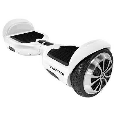 Swagtron Swagboard Pro T1 Hoverboard - White