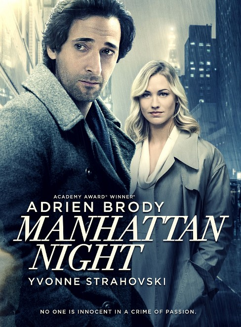 Manhattan Night (DVD + Digital) - image 1 of 1