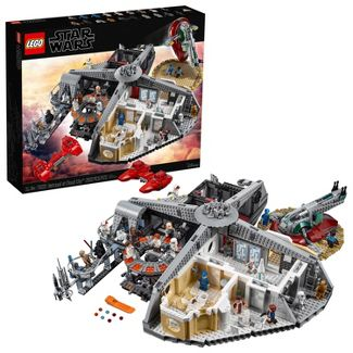 LEGO Star Wars Han Solo Betrayal at Cloud City 75222