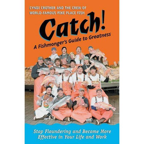 Catch! - by  Cyndi Crother (Paperback) - image 1 of 1