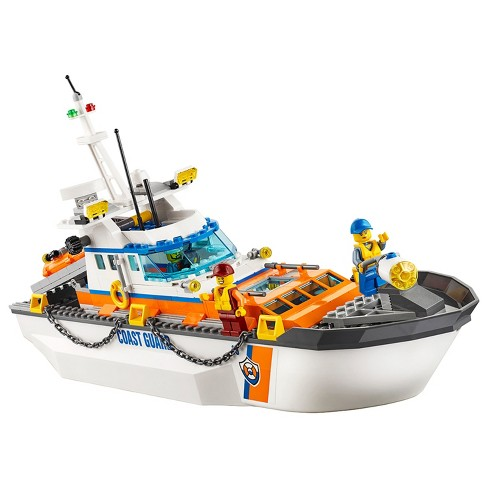 Lego Coast Guard Coast Guard Head Quarters 60167 Target