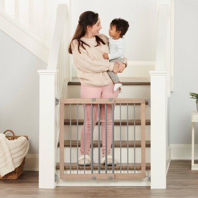 Regalo Wood Decor Top of Stair Gate