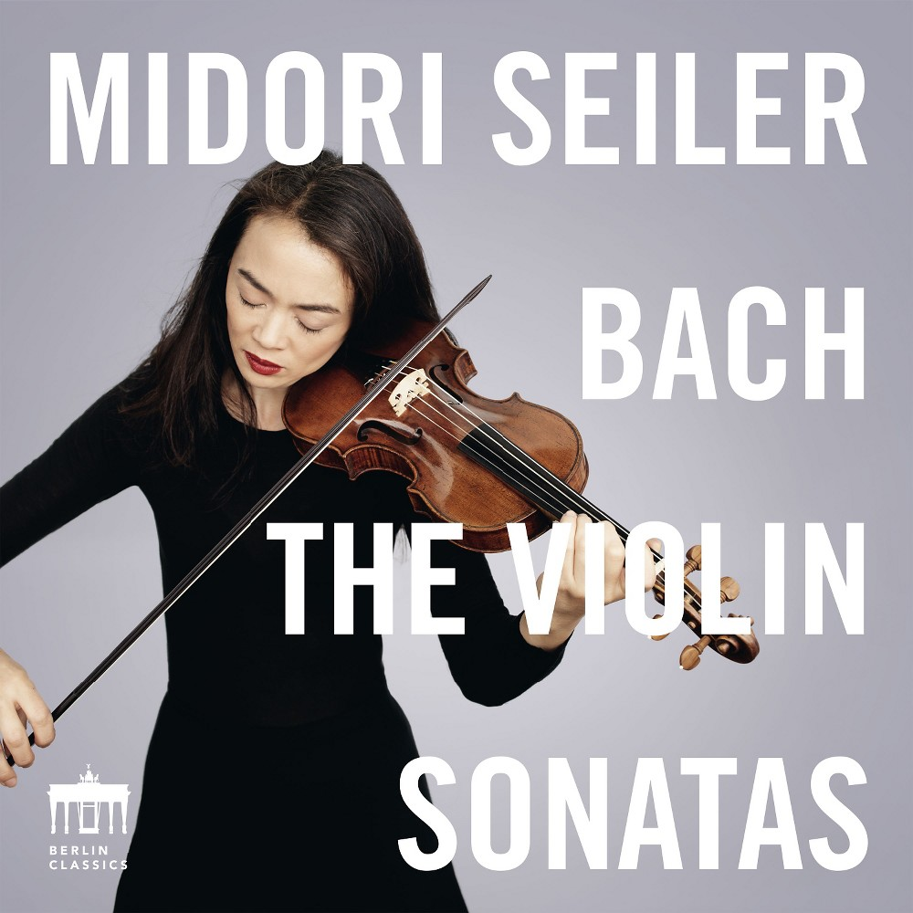 Midori Seiler - Bach:Violin Sonatas (CD)