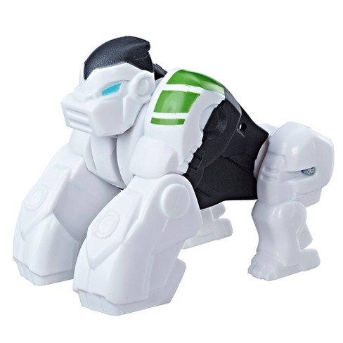 Playskool Heroes Transformers Rescue Bots Silverback the Gorilla-Bot - image 1 of 2