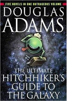 Ultimate Hitchhiker's Guide to the Galaxy (Paperback)(Douglas Adams)