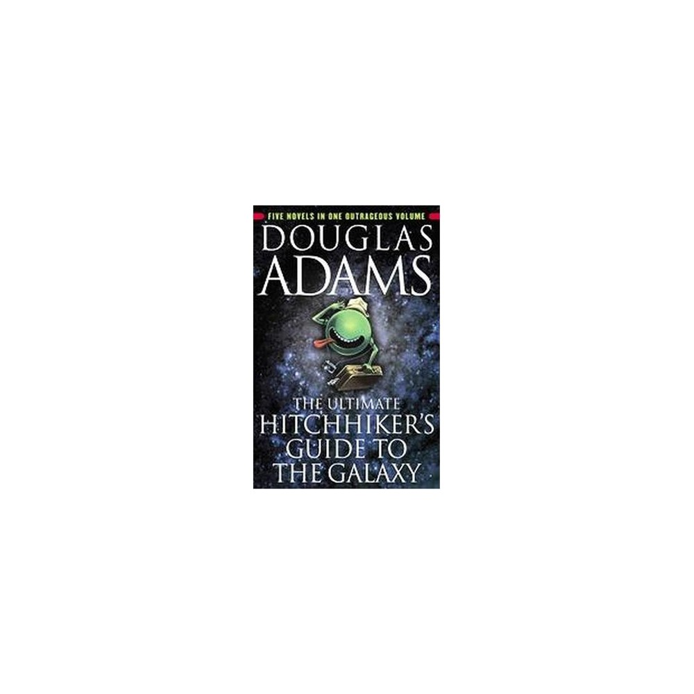 Ultimate Hitchhiker's Guide to the Galaxy (Paperback) (Douglas Adams)