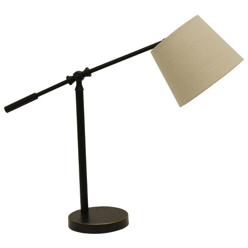 Connor Adjustable Arm Table Lamp Bronze Lamp Only Decor Therapy
