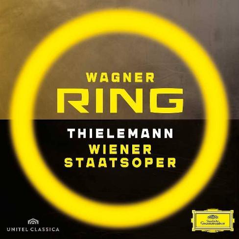 Wagner: Der Ring des Nibelungen (CD) - image 1 of 1