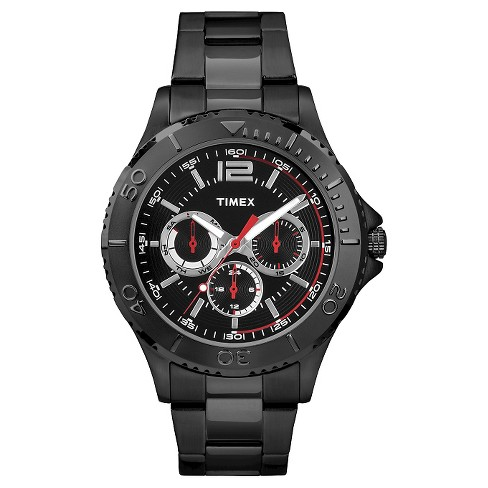 Men's Timex Multifunction Watch - Black TW2P87700JT - image 1 of 1