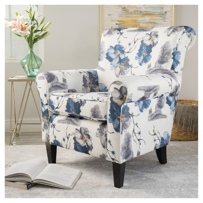 Roseville Upholstered Club Chair - Christopher Knight Home : Target