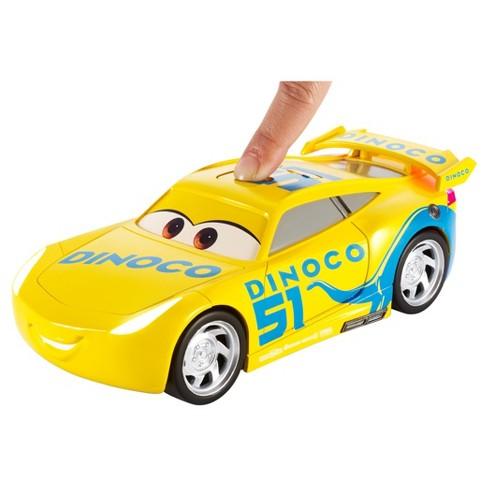 Disney Pixar Cars 3 Talking Dinoco Cruz Ramirez Target