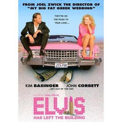 Elvis Has Left the Building (DVD)(2005)