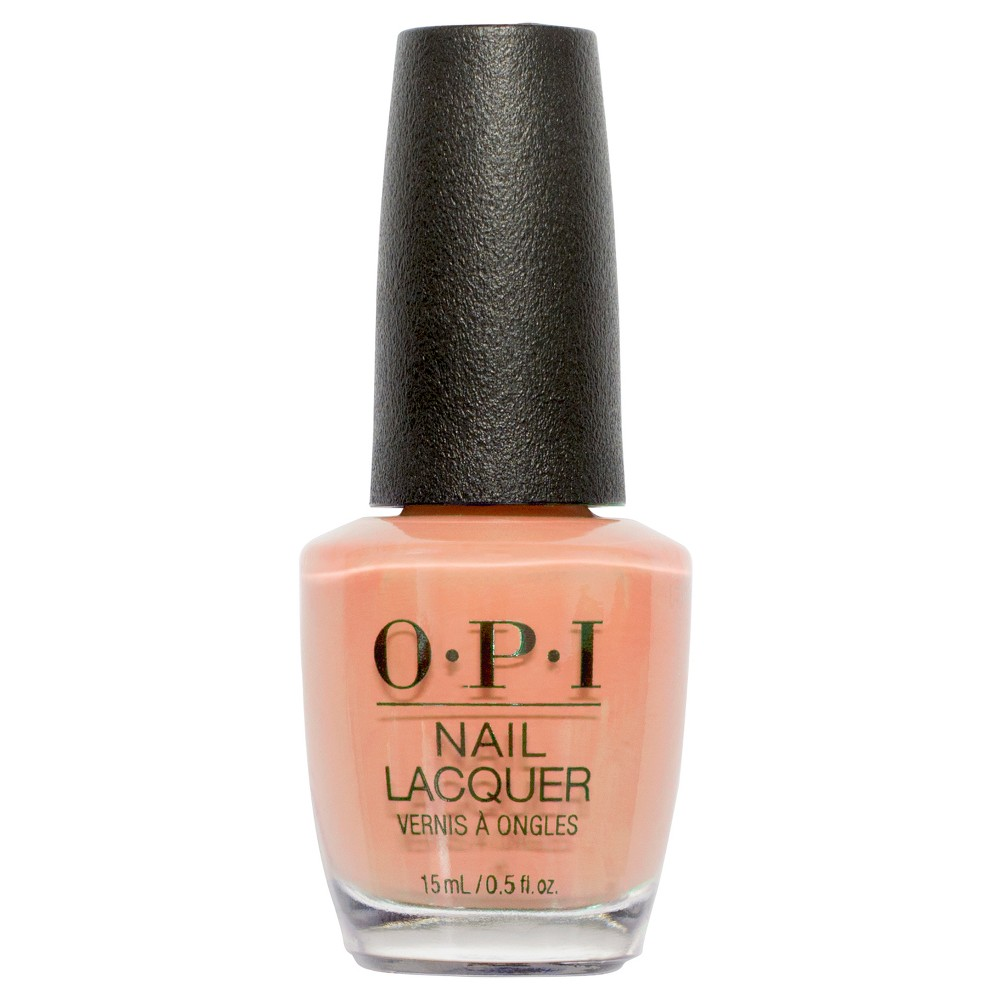 Opi Nail Lacquer Crawfishin 39 For A Compliment 0 5 Fl Oz