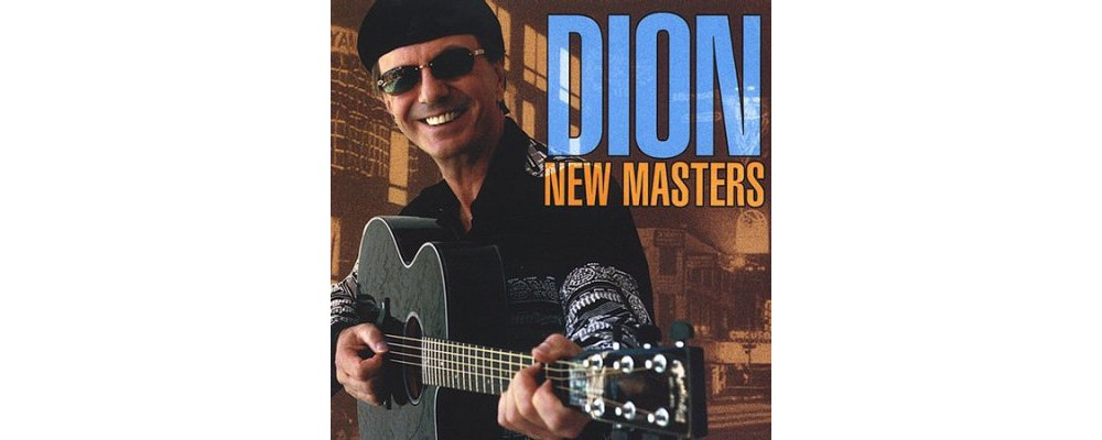 Dion - New Masters (CD), Pop Music