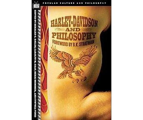 Harley-Davidson and Philosophy : Full-Throttle Aristotle (Paperback) - image 1 of 1