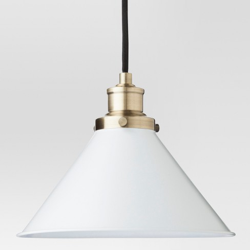 Crosby Small Pendant Ceiling Light - Threshold™ - image 1 of 4