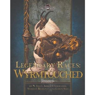 Legendary Races - Wyrmtouched Softcover
