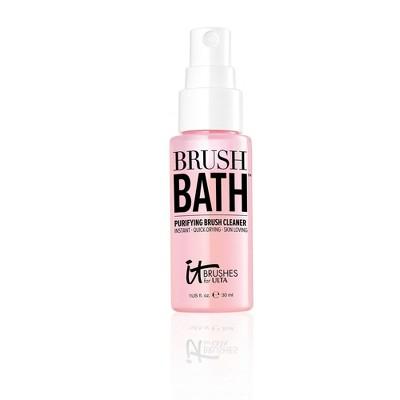 IT Cosmetics Travel Size Brush Bath Purifying Makeup Brush Cleaner - Ulta Beauty