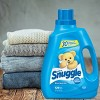 Snuggle Liquid Fabric Softener - Blue Sparkle - 96oz - image 4 of 4