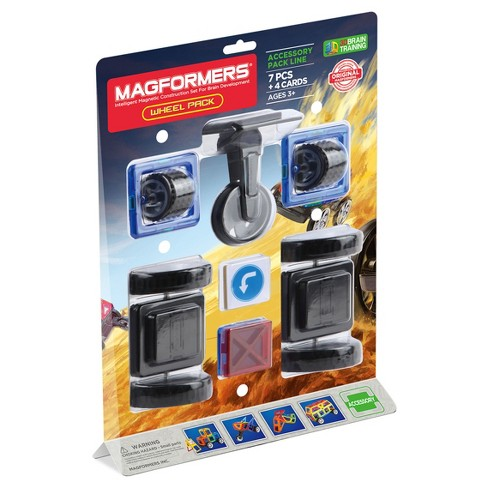 Magformers Wheel Accessory Pack - 11pc - image 1 of 4