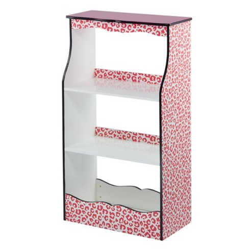 Teamson Kids Kids Bookcase Pink - image 1 of 5