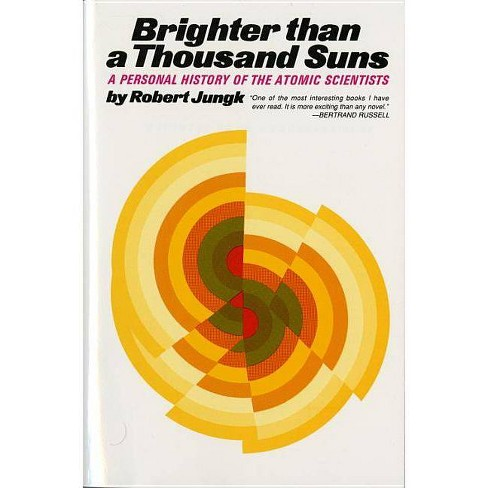 Brighter Than a Thousand Suns - by  Robert Jungk (Paperback) - image 1 of 1