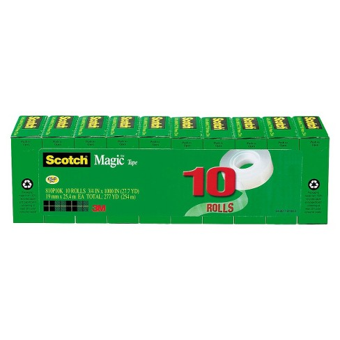 Scotch MagicTransparent Tape Value Pack - image 1 of 1