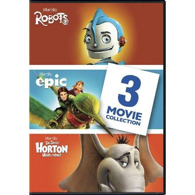 Robots / Epic / Horton Hears A Who! (DVD)