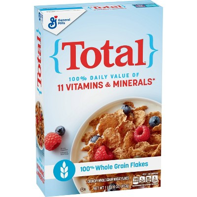 Total Whole Grain Cereal - 16oz - General Mills