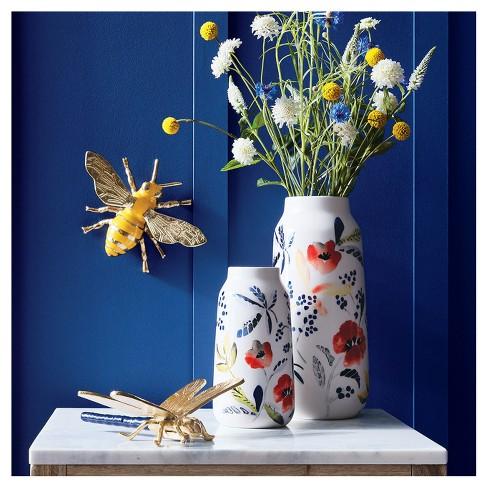 Floral Vase Small Threshold Target
