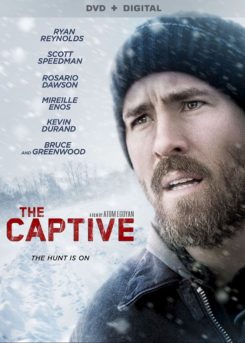 The Captive (dvd_video) - image 1 of 1