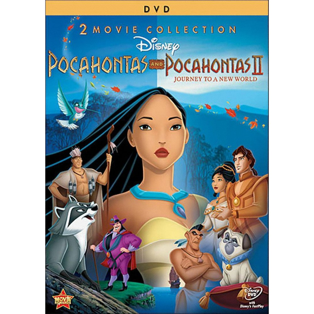 Pocahontas/Pocahontas II: Journey to a New World [2 Discs]