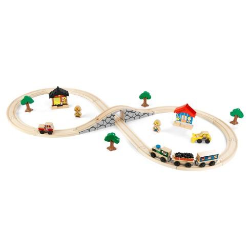 KidKraft Figure 8 Train Set - image 1 of 4