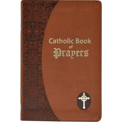 Catholic Book of Prayers - Large Print by  Maurus Fitzgerald (Leather_bound) - image 1 of 1