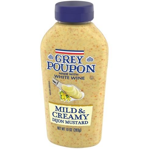 grey poupon mild creamy dijon mustard 10oz target